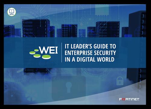 Read the enterprise security ebook today
